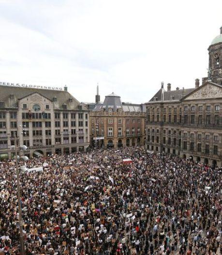 VVD: Amsterdamse toestanden voorkomen bij demonstratie KOZP op Schouwburgplein