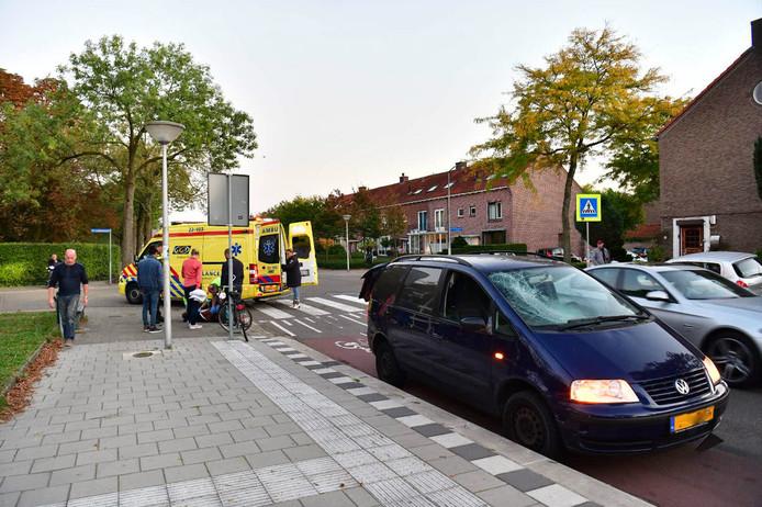 Begin deze maand was er nog een ongeluk op de Bonifaciuslaan.