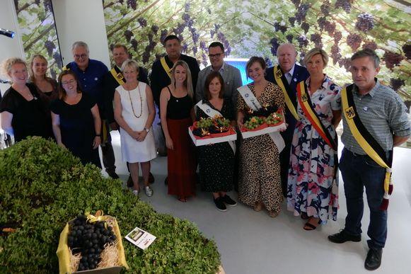 Opening Druivenfeesten Overijse