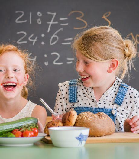 Schoolontbijt met kinderen in Efteling is evenement, dus streep erdoor
