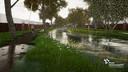 De Elsbeek in Hengelo wordt opgeknapt. Er ontstaat een groene long, midden in een woonwijk van Hengelo.