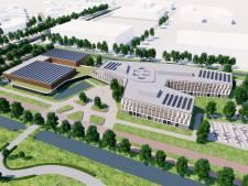Onbegrip en wrevel over nieuwe sporthal naast nieuw Rodenborch College