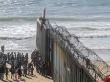 Duizenden asielzoekers wachten bij grens met VS tot Biden hen binnenlaat