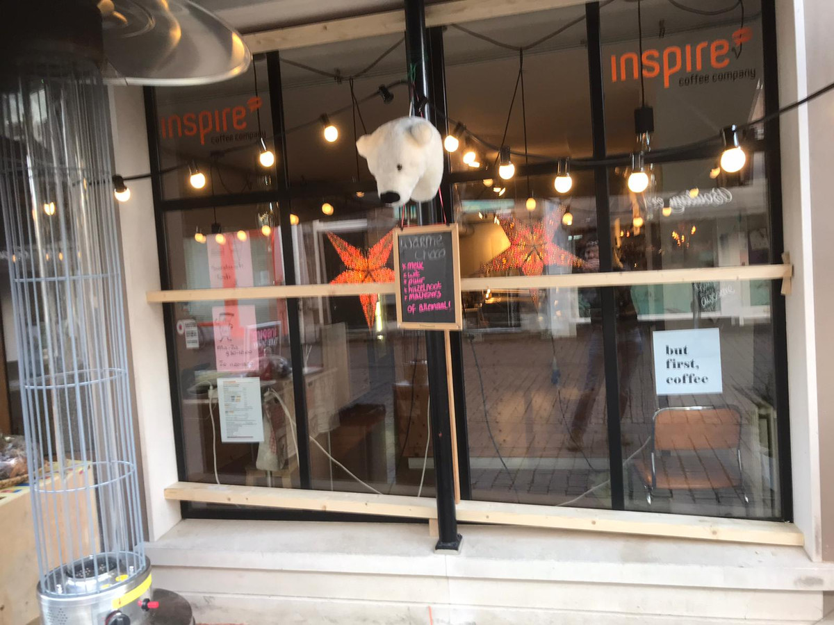 Inspire Coffee Company, Zuivelstraat