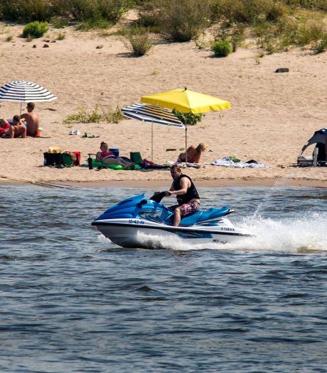 Recordaantal boetes op het water: 'Speedboten en jetski's varen met rotgang langs'