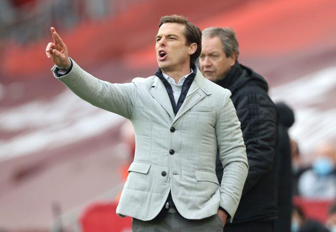 Fulham-coach Scott Parker.