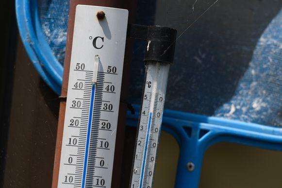 Door de hoge temperaturen blijven de kinderen van de speelpleinwerking in eigen gemeente.