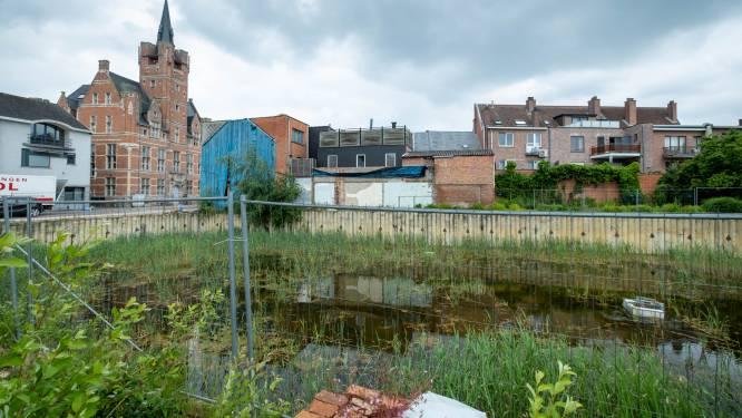 """Bouwput in centrum verdwijnt voor woonproject met handelspanden en zaal: """"Verenigingen kunnen gebruikmaken van multifunctionele zaal"""""""