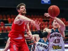 Heroes stuit in Europe Cup opnieuw op de Russen van BC Parma Perm en misschien ook nog wel op Donar Groningen