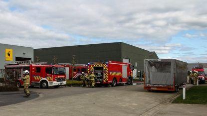 Beperkte schade na brandje in afzuiginstallatie van schrijnwerkbedrijf Schotte