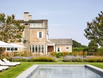 Wit, witter, witst: minimalisme ten top in deze villa in de speeltuin van de elite van New York