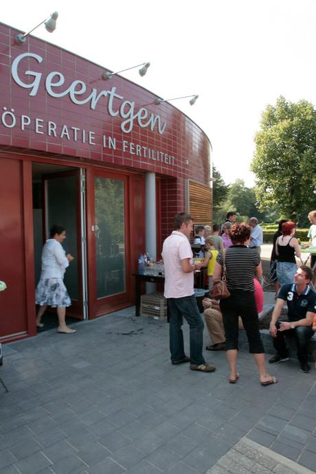 Wonen in voormalige ivf-kliniek Geertgen in Elsendorp