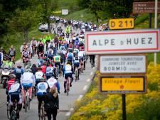 'Twee keer Alpe d'Huez in Tour 2013'