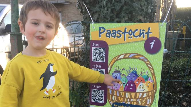 """De paashaas is verdwenen"": KWB organiseert zoektocht in Astene, Boekhoute, Eeklo, Ertvelde, Kaprijke en Zulte"