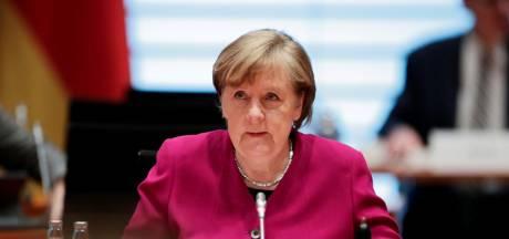 Merkel is het beu: Als deelstaten coronamaatregelen niet goedschiks uitvoeren, dan maar kwaadschiks