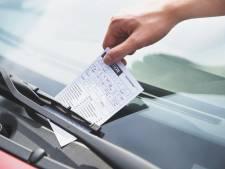 Waarschuwing voor foutparkeerders