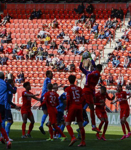 FC Twente houdt financiële schade in coronajaar nog enigszins beperkt