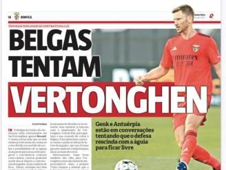 Benfica helpt opvallend transfergerucht wereld uit: Vertonghen verhuist níet naar Genk of Antwerp