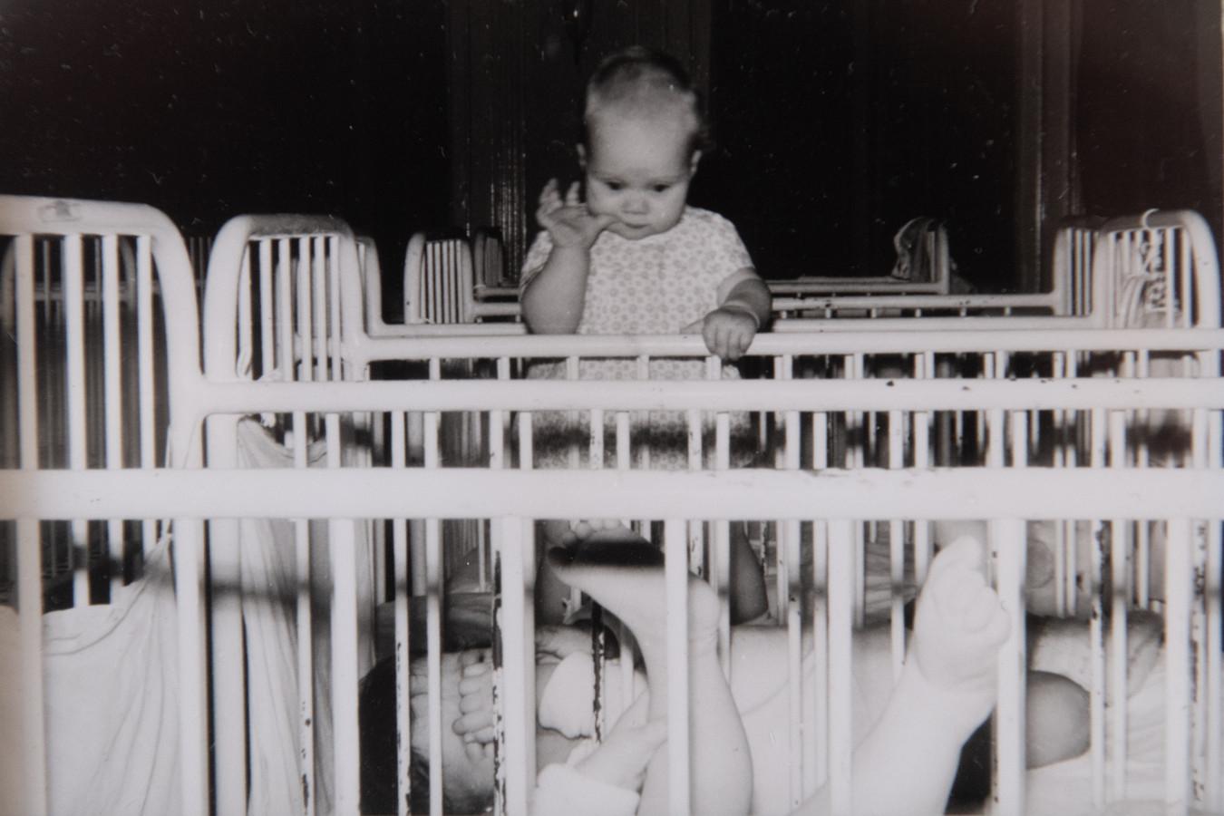 Een van de foto's uit Moederheil die in het archief dat na de herfstvakantie online gaat, te zien zijn.