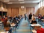 Snoepgoed en fruit tijdens eindexamens op Bonhoeffer College in Enschede