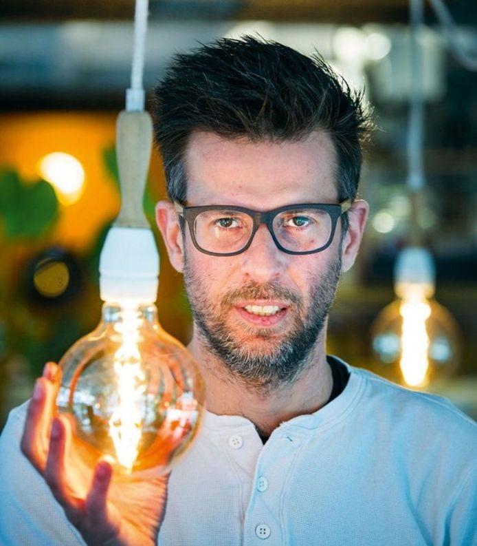 Vincent De Dobbeleer, de oprichter en CEO van June Energy.