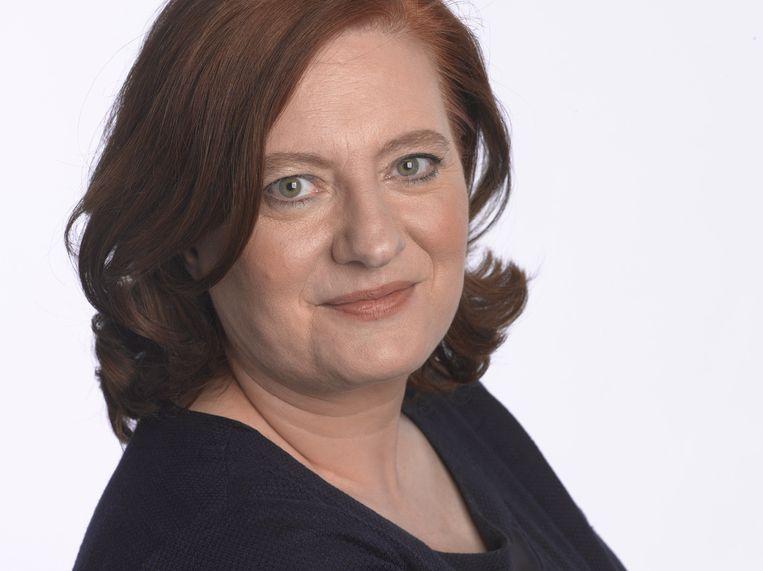 De andere kandidaat: oud-Senaatsvoorzitter Sabine de Bethune (62). Beeld Peter Lanssens