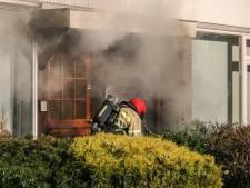 Verdachte voordeurbrand in Emmeloord