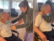 Mariés depuis 60 ans, ils se retrouvent après plus de 200 jours de séparation