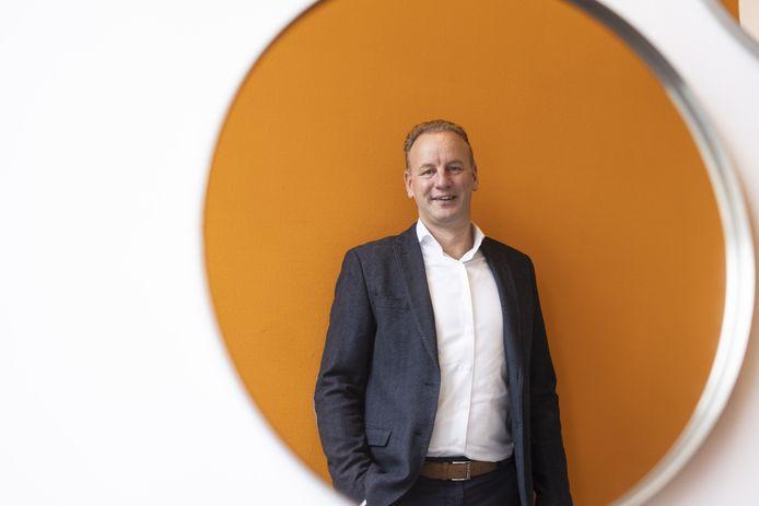 Elwin Groenvelt, directeur en oprichter van Qredits: 90 aanvragen per dag.