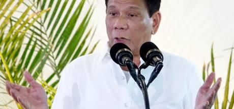 Le président philippin menace de se retirer de la CPI