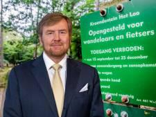 Kroondomein dicht vanwege 'persoonlijke levenssfeer' koning Willem-Alexander: 'Het wordt steeds gekker'