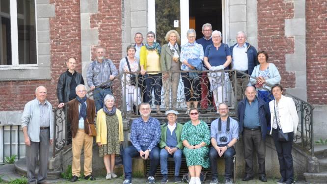 Leut krijgt bezoek van Oost-Vlaamse heemkring gelinkt aan Vilain XIIII