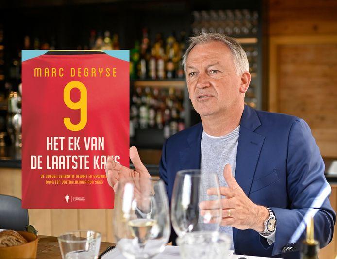 Marc Degryse schreef het boek 'Het EK van de laatste kans'