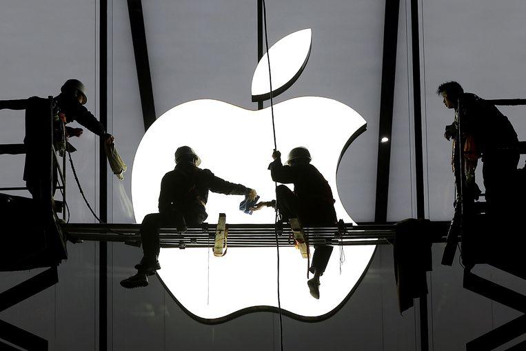 Apple is een van de grootste afnemers van de chips van TSMC. Beeld REUTERS