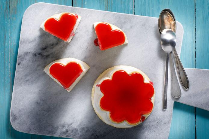 Zuivelfabriek Boermarke uit Enschede brengt een nieuw product op de markt: Everyday Icecake