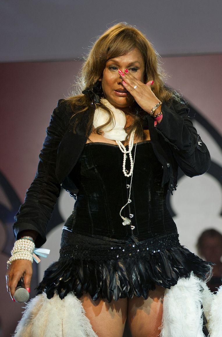 Patty Brard. Beeld ANP Kippa