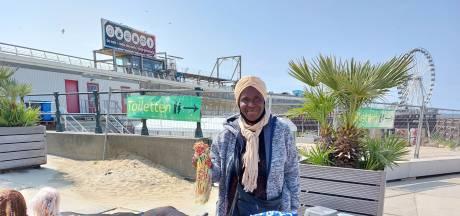 Hoe een moeder van tien kinderen op de Boulevard van Scheveningen belandde