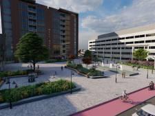 Onderzoek naar verfraaien van het Mill Hill-plein, ook studentenplan wordt onder de loep genomen