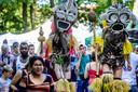 Aan sfeer alvast geen gebrek tijdens de dertigste Feest in 't Park