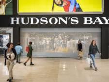Failliet Hudson's Bay betaalt alsnog huur