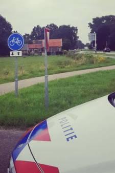 Hardloopster hard tegen billen geslagen op Eesveenseweg in Steenwijk