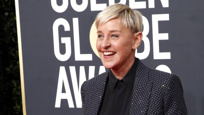 'Ellen' stopt tot eind maart met haar show