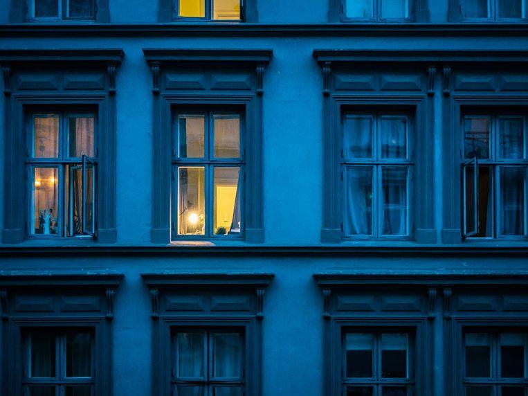 Harry Hole woont hier Beeld Marcel Wogram / de Volkskrant