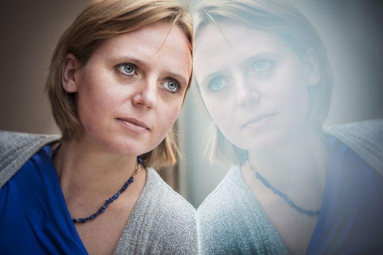 Diversiteitsambtenaar Alona Lyubayeva. Beeld Vlaanderen.be
