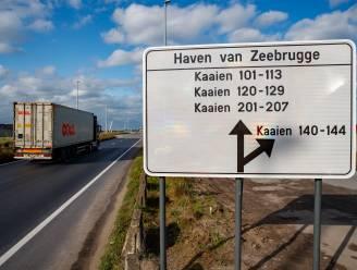 """14 mensen opgepakt bij controle rond havengebied Zeebrugge: """"Onderzoeken of er organisatie actief is"""""""