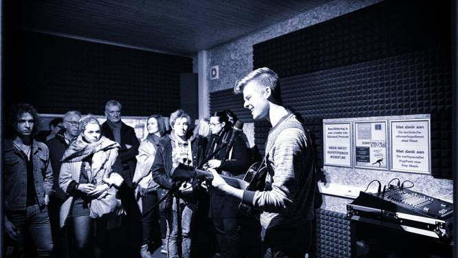 De repetitiebox in Diest vanaf nu terug te reserveren