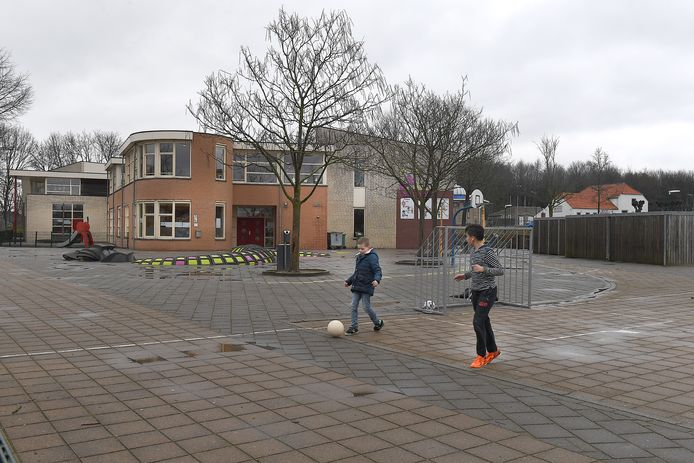 Basisschool 't Startblok in Cuijk.