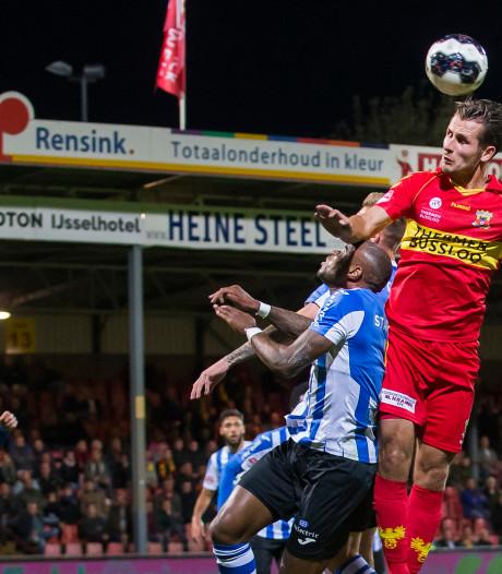 LIVE I GA Eagles bekert door na 2-0 zege op Eindhoven