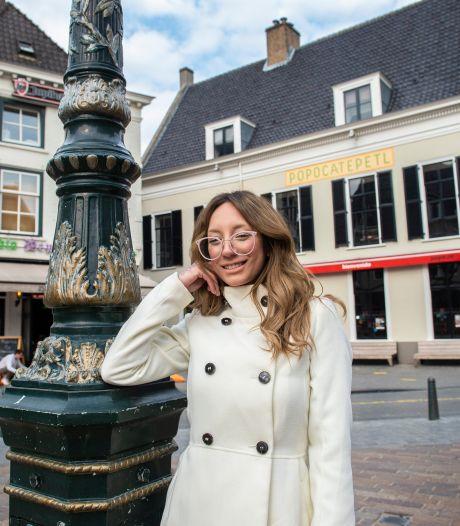 Mexicaanse YouTubester Daniela Bos woont sinds kort in Breda: 'Nederland is geweldig'