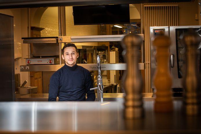 Geen eigen bistro na De Stadt van Luijck voor topchef Pajtim Bajrami, wél een prestigieus restaurant in een nog prestigieuzer kasteel in de Ardennen.